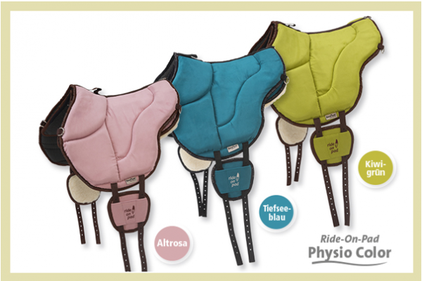 Barefoot® 'Ride-on-Pad' Physio LIMITED